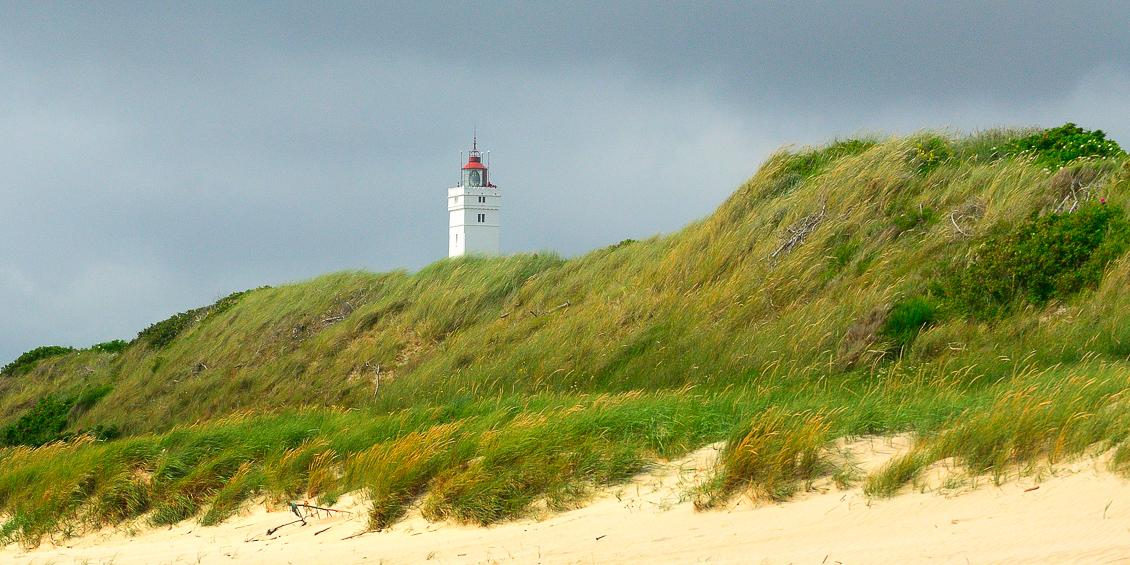 Blåvandshuk Fyr, Danmark
